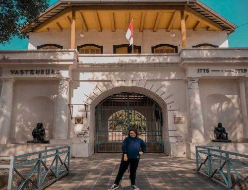 Profil Wisata Edukasi Benteng Vastenburg Kota Solo