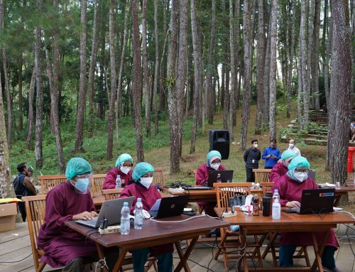 BOB Fasilitasi Pelaksanaan Vaksinani COVID-19 Untuk Pelaku Wisata dan Ekraf di DIY