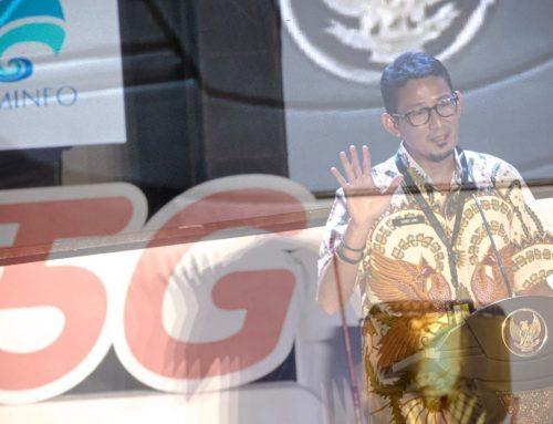 Siaran Pers : Menparekraf Ajak Pelaku Parekraf Manfaatkan Momentum Perkembangan Teknologi 5G